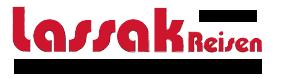 Logo: Lassak Reisen - Inh. Herr Rainer Löffler e.K.