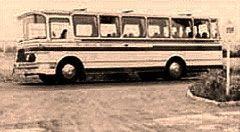 alter Reisebus