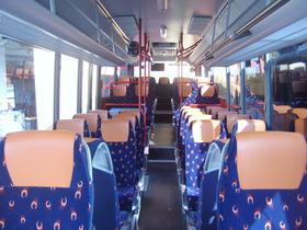 Linien Bus Setra 415 LE