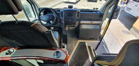 Sprinter 516 - LR 500 Cockpit
