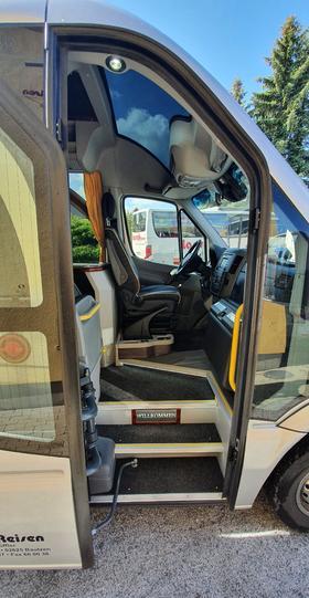 Sprinter 516 - LR 500 Einstieg